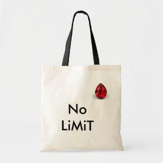 gem_ruby, No LiMiT Tote Bag