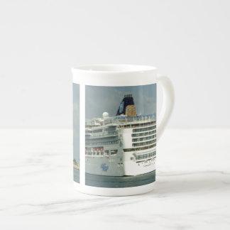 Gem Stern Tea Cup