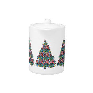 GEM studded XMAS Tree Merry Christmas