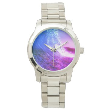 "Beach Themed ""GEM"" WRISTWATCH"