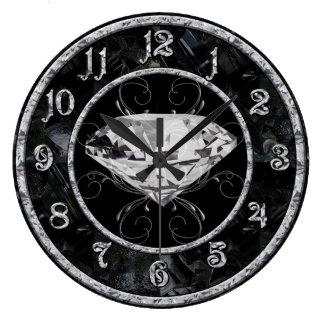 Gema blanca relojes