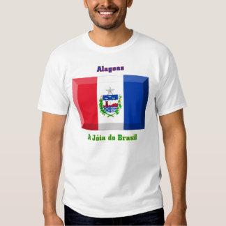 Gema de la bandera de Alagoas Camisas