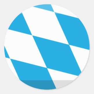 Gema de la bandera de Baviera Etiquetas
