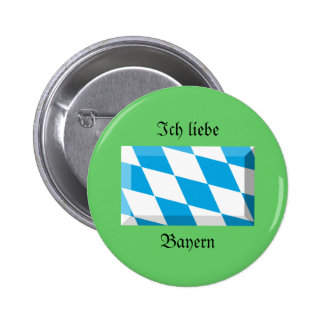 Gema de la bandera de Baviera Pin
