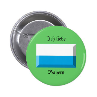 Gema de la bandera de Baviera Pins