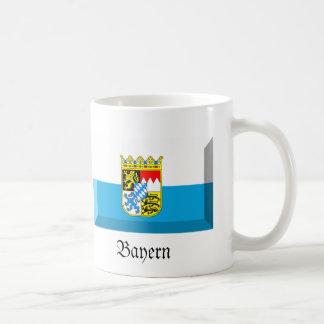 Gema de la bandera de Baviera Taza