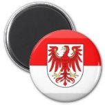 Gema de la bandera de Brandeburgo Iman