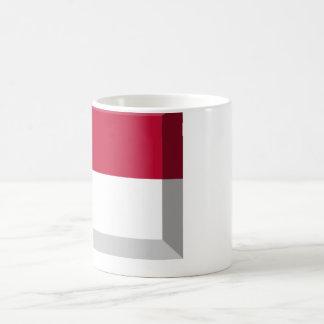 Gema de la bandera de Carolina del Norte Taza