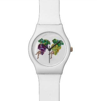 Gema del reloj de las uvas