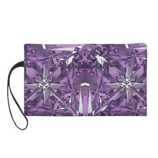 Gema púrpura, violeta