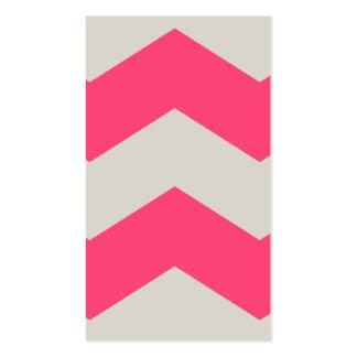 Gema rosada tarjetas de visita