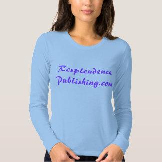 Gemas de la camiseta romántica de las señoras de playera