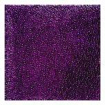 Gemas púrpuras pintadas fotografías