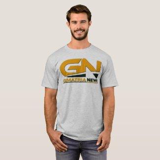 Gematria News Logo Basic T-Shirt