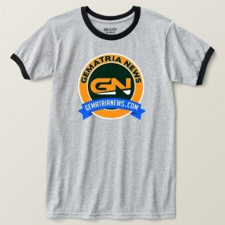 Gematria News Men's Basic Ringer T-Shirt