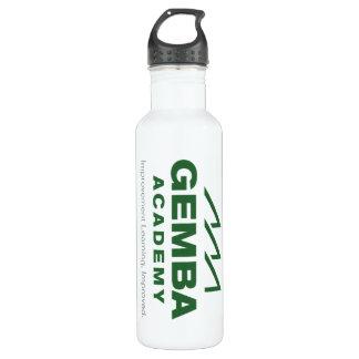 Gemba Academy Water Bottle (new logo)