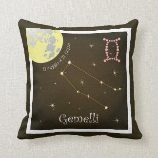Gemelli 21 maggio Al 21 giugno cushions