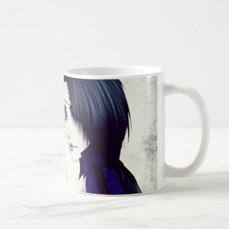 Gemelo del fantasma taza