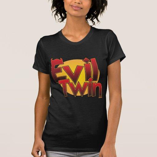 Gemelo del mal camisetas