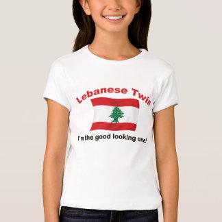 Gemelo libanés - el apuesto poleras