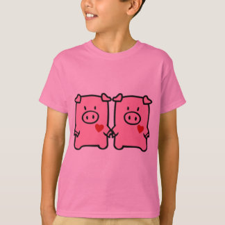 Gemelo Oink Camisas