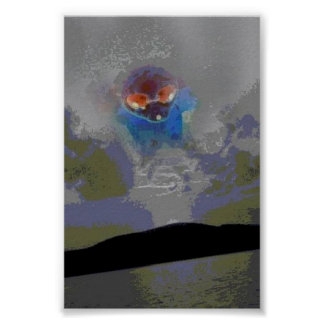 Gemelo parásito (poster) 2 póster