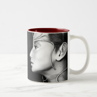 gemelo tazas de café