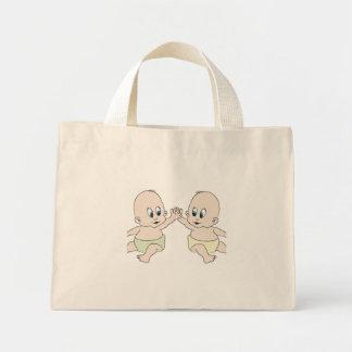 gemelos bolsa de mano