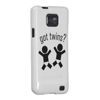¿Gemelos conseguidos? Samsung Galaxy S2 Carcasa