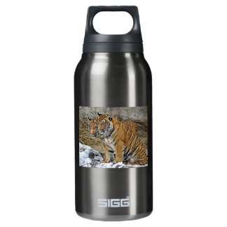 Gemelos de Cubs de tigre Botella Isotérmica De Agua