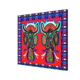Gemelos de TAPORI - altos TOROS enérgicos de Don Lona Estirada Galerias