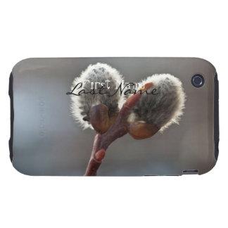Gemelos del Catkin de CTW Tough iPhone 3 Protectores