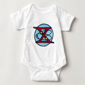 Gemini 10 Young and Collins Baby Bodysuit