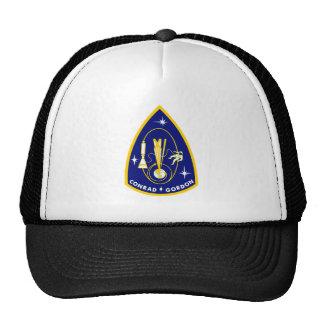 Gemini 11 Conrad and Gordon Hats