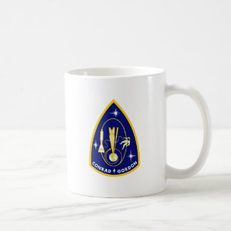 Gemini 11 Conrad and Gordon Coffee Mug