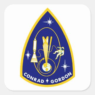 Gemini 11 Conrad and Gordon Sticker