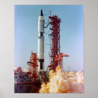 Gemini 3 Launch Poster