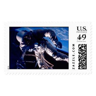 Gemini 4 / First Space Walk Postage