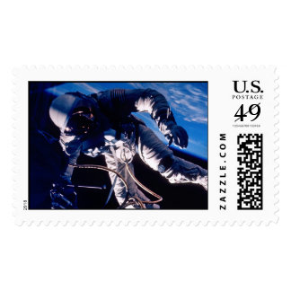 Gemini 4 / First Space Walk Postage Stamps
