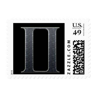 Gemini #4 stamp