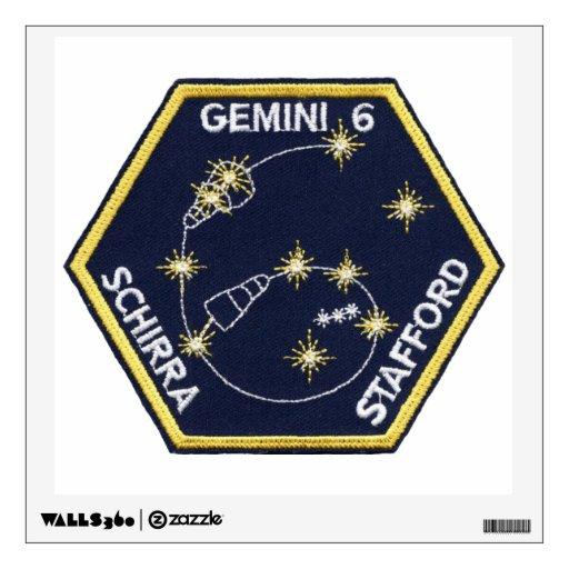 Gemini 6A (officially Gemini VI-A) Wall Skins