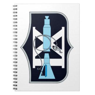 Gemini 9 Stafford and Cernan Notebooks