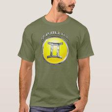 Gemini Astrological Sign T-Shirt