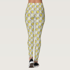 Gemini Astrological Symbol Leggings