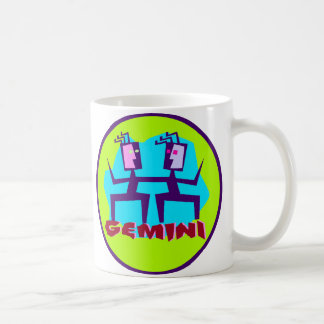 Gemini Badge Coffee Mug