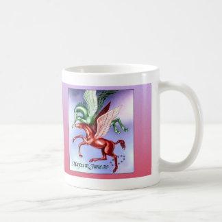 Gemini Birthday Mug