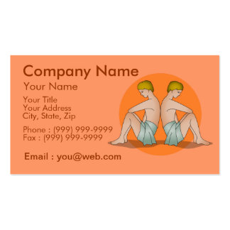 Gemini Business Card Template