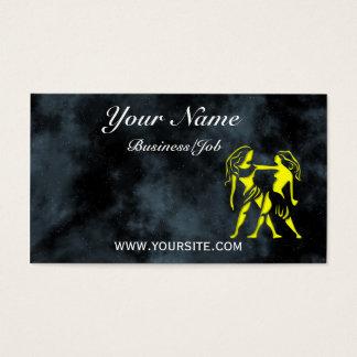 Gemini Business Card