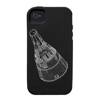 Gemini Capsule Vibe iPhone 4 Covers