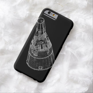 Gemini Capsule iPhone 6 case. Barely There iPhone 6 Case